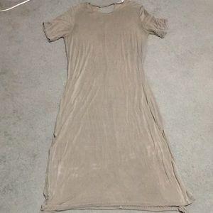 Dresses & Skirts - Mocha Maxi Dress
